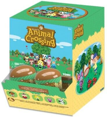 Animal Crossing Figures Single Blind Capsule (One Supplied) - Brand New • 3.99£