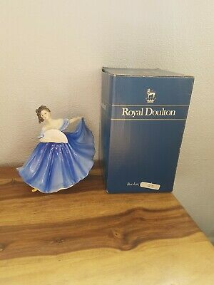 """Royal Doulton Figurine Hn2791 """" Elaine"""" With Box Excellent Condition  • 69.99£"""