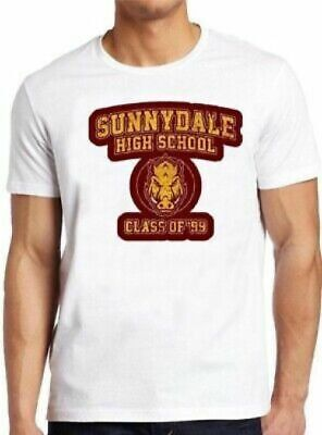 £6.45 • Buy Sunnydale High School Class Of '99 Buffy The Vampire Cool Gift Tee T Shirt M196