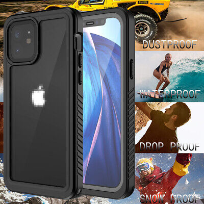 AU21.99 • Buy For IPhone 12 11 Pro Max XR 8 SE IPod5/6/7 Waterproof Shockproof Protective Case