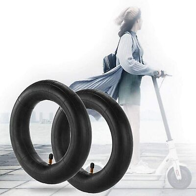 $9 • Buy 2X8.5'' Rubber Inner Tube Wheel Tire 8 1/2 Fr Xiaomi Mijia M365 Electric Scooter