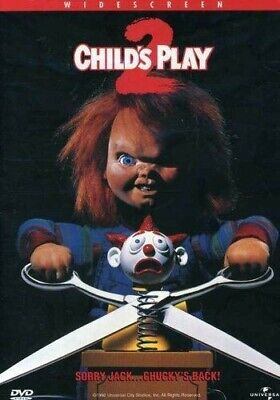 Child's Play 1 And 2 (DVDs) • 3£