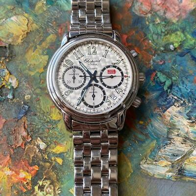 Chopard Mille Miglia Reference 8331 Chronograph Automatic Watch 100% Genuine • 955.41£