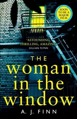 AU16.91 • Buy Woman In The Window Ag Finn A. J.