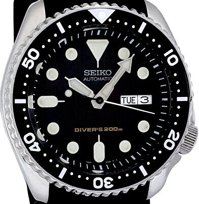 $ CDN193.34 • Buy Vintage SEIKO Diver SKX007 Genuine 7S26-0020 Case With Original Dial Case & Movt