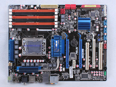 $ CDN124.97 • Buy ASUS P6T SE Motherboard Socket LGA 1366 DDR3 Intel X58 100% Working