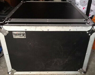 Trojan 8U Mixer Rack Case • 50£