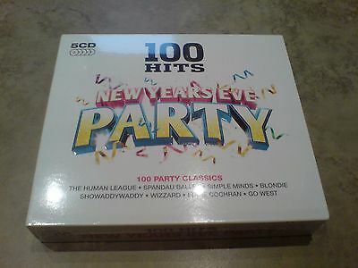 Various Artists - 100 Hits (New Years Eve Party, 2011) • 6.80£