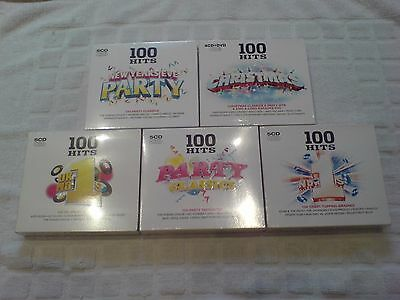 Various Artists - 100 Hits (Party Classics, 2012) • 25.50£