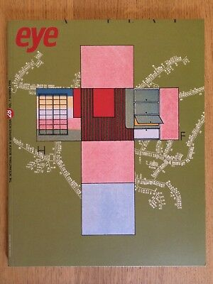 EYE Magazine, Graphic Design, No 28 Summer 1998 Visual Culture Review. Excellent • 8.95£