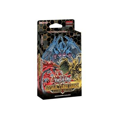 Yu-Gi-Oh! Structure Deck Sacred Beasts English Edition 1st Edition New Sealed • 8.99£