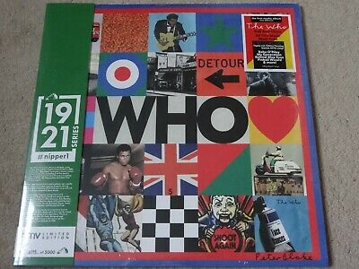 The Who - Who 1921 Nipper1 Series Ltd Edt 5000 Hmv Exclusive 2 X Lp Vinyl Record • 29.99£