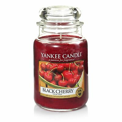 Black Cherry - Yankee Candle • 1.99£