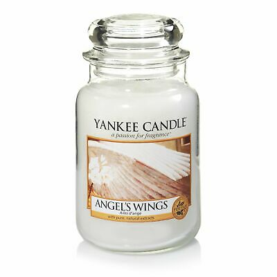Angel's Wings - Yankee Candle • 1.99£
