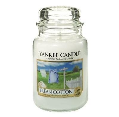 Clean Cotton - Yankee Candle • 1.99£