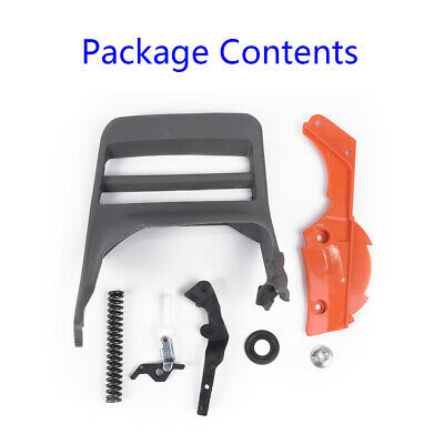 £13.13 • Buy Chain Brake Handle Cover Kit For Husqvarna 362/365/371/372/372XP Chainsaw Parts