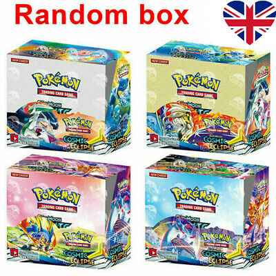 324pcs For Pokemon Cards Bundle Booster Box English Edition Break Point Gifts UK • 13.99£