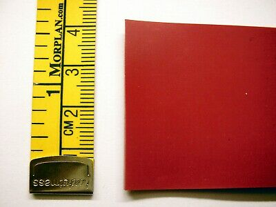 £2.40 • Buy Latex Rubber Strapping 1.05mm Thick, 40mm/ 1.5inches Wide, Red