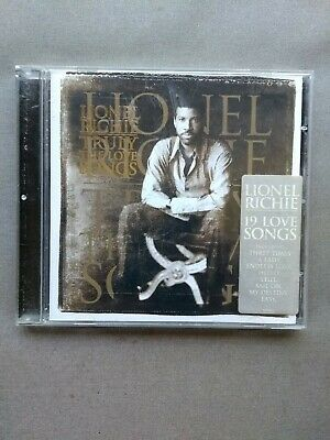 Lionel Richie. Truly. The Love Songs..CD • 0.99£