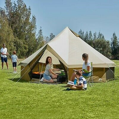 Yurt Tent,glamping Tent,8 People,festival Tent,camping Holiday Reduced Last One • 139.99£
