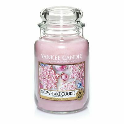 Snowflake Cookie - Yankee Candle - Christmas • 6.99£