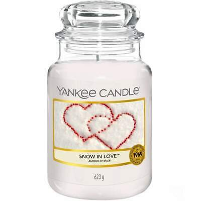 Snow In Love- Yankee Candle • 23.99£