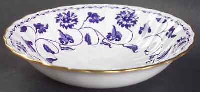 Spode Colonel Blue Cereal Bowl 677697 • 62.14£