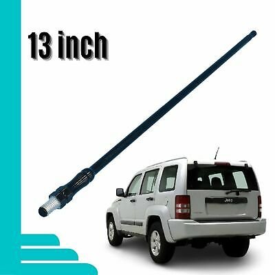 $18.74 • Buy 13  Antenna Black For Jeep Liberty