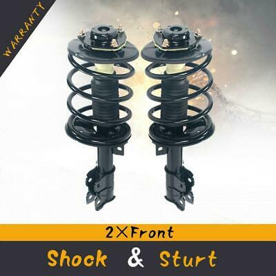 $123.21 • Buy Pair Front Shocks Struts W/ Coil Springs Assembly For Nissan Maxima 2004-2008