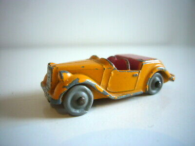Dublo Dinky Toys: Singer Roadster, Very Good Condition, Made In England • 6.50£