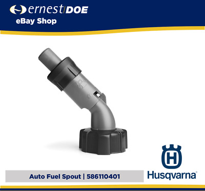 £16.95 • Buy Husqvarna Fuel Spout For Combi Can | 586110401
