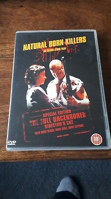Natural Born Killers DVD • 1.49£