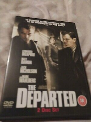 The Departed (DVD, 2007, 2-Disc Set) • 0.50£
