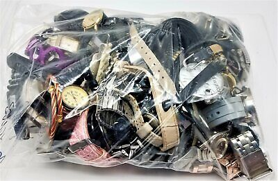 $ CDN13.62 • Buy 6.6lbs Lot Of Watches *For Parts/Repair* LB1406
