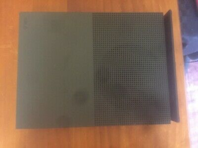 AU250 • Buy Dark Green Microsoft Xbox One S 1TB Battlefield 1 Edition With Vertical Stand