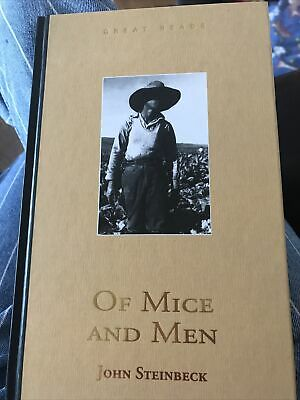 Great Reads Of Mice And Men John Steinbeck • 1.50£