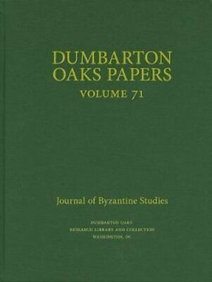 Dumbarton Oaks Papers, 71 By Elena Boeck 9780884024200 | Brand New • 83.25£