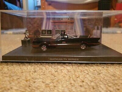 Eaglemoss Batmobilia DC Batmobile Model, Original TV Series BNIB • 5.10£
