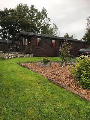 Timber Log Cabin With Hot Tub Lake District Staycation Lodge Holiday Home • 0.10£
