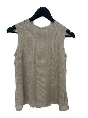 AU40 • Buy Massimo Dutti Beaded Top