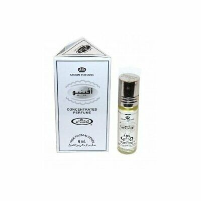 Al Rehab Concentrated Perfume Avenue Roll On Attar Non Alcohol For Men 6 Ml   • 10.99£