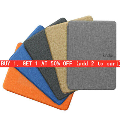 Shell Cover Smart Case Leather For Kindle 8/10th Gen Paperwhite 1/2/3/4 • 5.60£