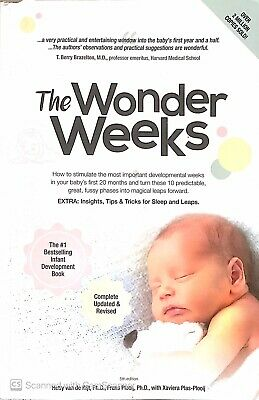 The Wonder Weeks: How To Stimulate Your Baby's ...by Xaviera Plas-Plooij • 10.75£