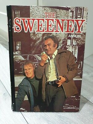 The Sweeney Annual 1977. 43yrs Old • 2£