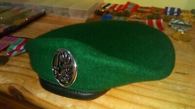 French Foreign Legion 2rep Para Beret Size 58 New • 31£