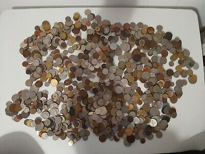 6.1 KG Foreign Coins  • 8.53£