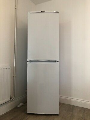 Fridge & Freezer Freestanding Hotpoint RFA52 Iced Diamond  • 100£
