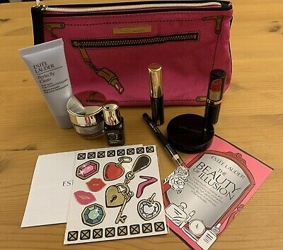Estee Lauder Beauty Of Illusion Skincare & Beauty Set 8 Items • 6.50£