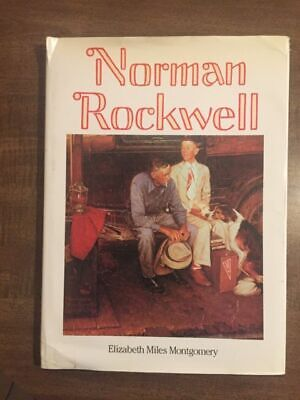 $ CDN11.47 • Buy Norman Rockwell, Elizabeth Miles Montgomery, Acceptable Condition, Book