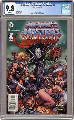 $56 • Buy He-Man And The Masters Of The Universe 1A Benes Variant CGC 9.8 2013 3701757003